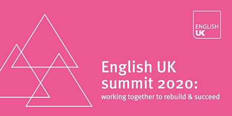 English UK Summit: working together to rebuild and succeed tickets