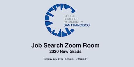 2020 Grads - Job Search Zoom Room tickets