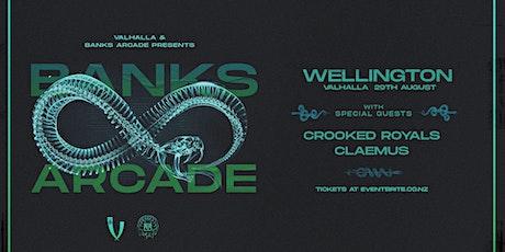Banks Arcade - Wellington tickets