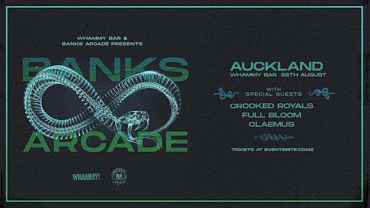Banks Arcade - Auckland image