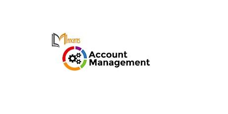 Account Management 1 Day Training in Detroit, MI tickets