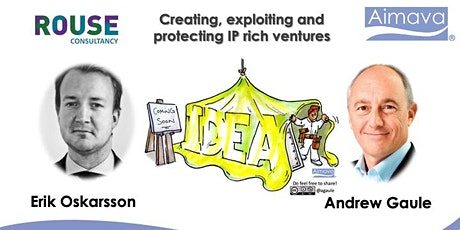 Creating, exploiting and protecting IP rich ventures tickets