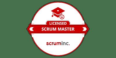 LIVE-ONLINE | Licensed Scrum Master (LSM)