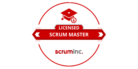 LIVE-ONLINE | Licensed Scrum Master (LSM) billets