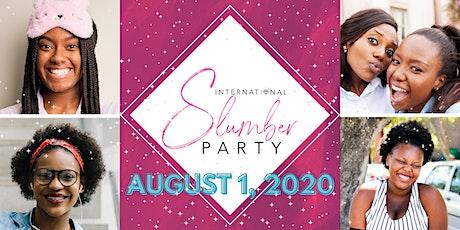The International Slumber Party 2020 tickets