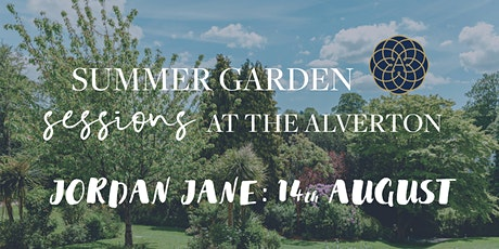 The Alverton Summer Garden Sessions: Jordan Jane tickets