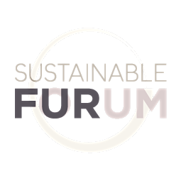 Sustainable Fur Forum logo