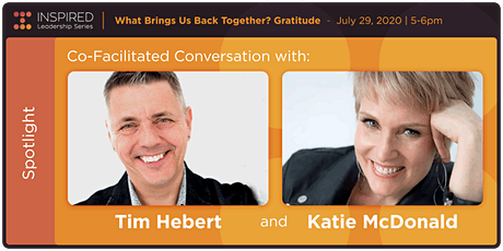 What Brings Us Back Together? Gratitude tickets