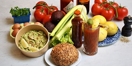 Lotti's famous boozy brunch prepared for you in YOUR home. tickets