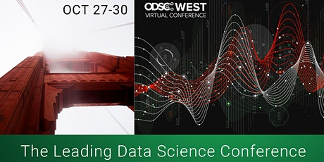 ODSC West 2020 Virtual Conference || Group tickets tickets