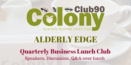 Club90 Alderley Edge Business Club July 2020 tickets