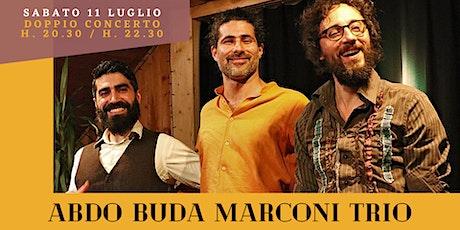 Abdo Buda Marconi Trio | Guitar e Saz biglietti