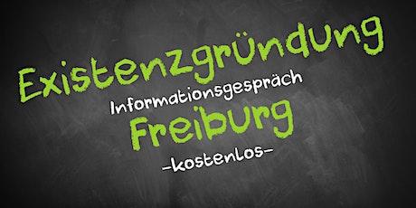 Existenzgründung Informationsveranstaltung - Online AVGS Freiburg tickets