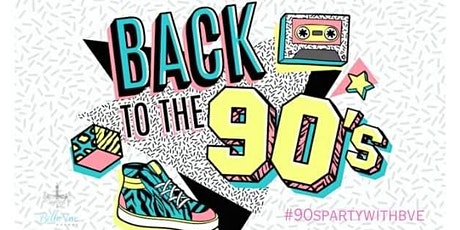 Back to the 90's Bar Crawl Fundraiser by Bella Vue Events tickets