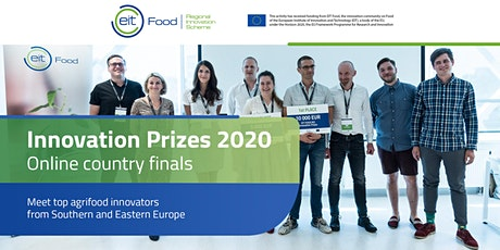 Romania final - EIT Food Innovation Prizes competition tickets
