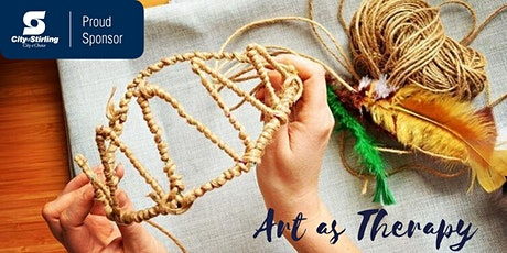 Art as Therapy - Workshops tickets