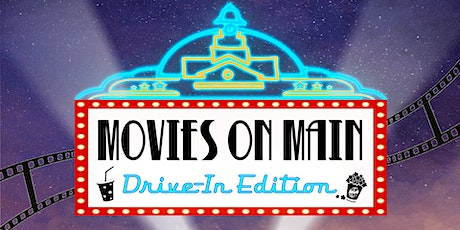 Movies on Main: Drive-In Edition Presents The Sandlot tickets