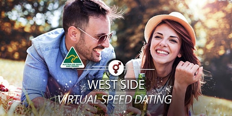 West Side VIRTUAL Speed Dating   Age 30-42   July tickets