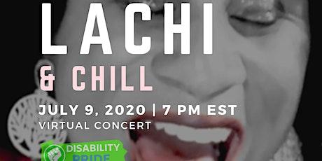 LACHI Performance (Disability Pride Virtual PA Festival) tickets