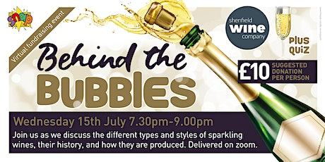 SNAP Behind the Bubbles tickets