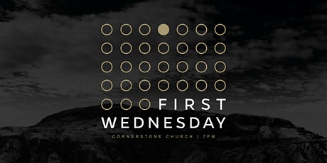First Wednesday Service (In - Person) tickets