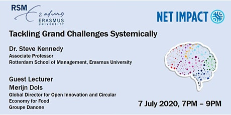 Live Webinar: Tackling Grand Challenges Systemically tickets