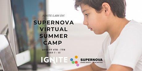 SuperNOVA Summer Camp tickets