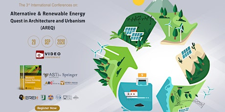 Alternative & Renewable Energy Quest in Architecture and Urbanism (AREQ) tickets