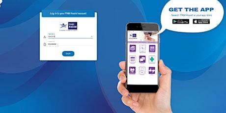 PAM Assist (Employee Assistance Programme) Webinar tickets