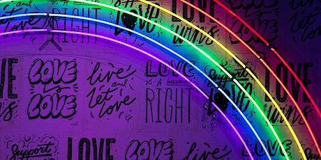 Radical Pride, Radical Allyship: Community Talk, Workshop & Dance Party! tickets