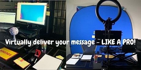 How to VIRTUALLY deliver your message - Like a PRO! tickets