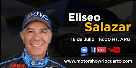 Eliseo Salazar - Motor show Río Cuarto Edición Virtual 2020 entradas