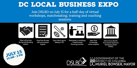 DC Local Business Expo tickets