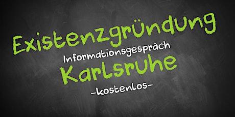 Existenzgründung Online kostenfrei - Infos - AVGS Karlsruhe Tickets