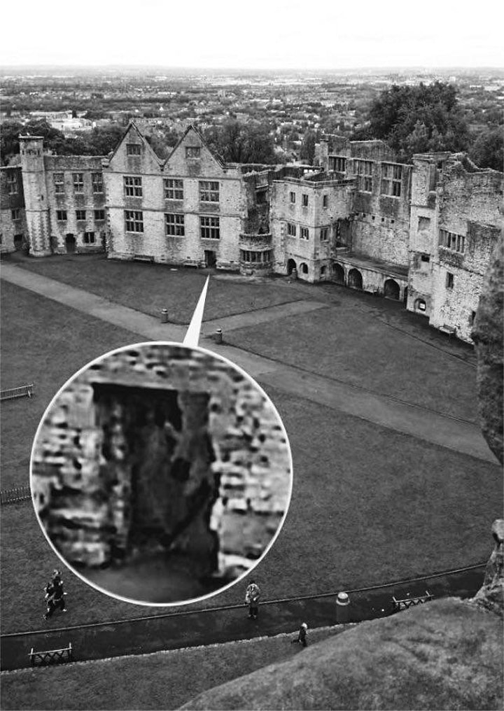 Dudley Castle Ghost Hunt Dudley West Midlands with Haunting Nights image