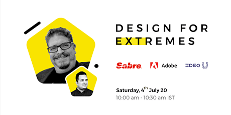 Design For Extremes tickets