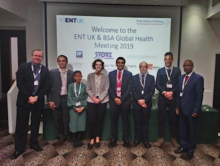 ENT UK Global Health Virtual Conference 2021 image