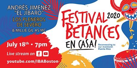 Festival Betances 2020 tickets