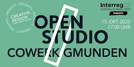 OPEN STUDIO COWERK GMUNDEN Tickets