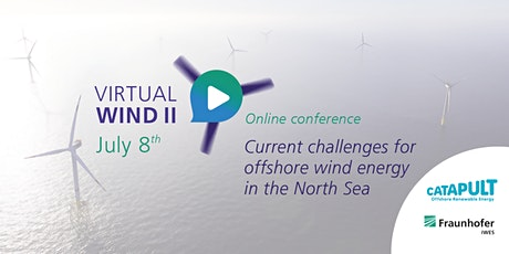 VirtualWind II Current challenges for offshore wind energy in the North Sea biglietti