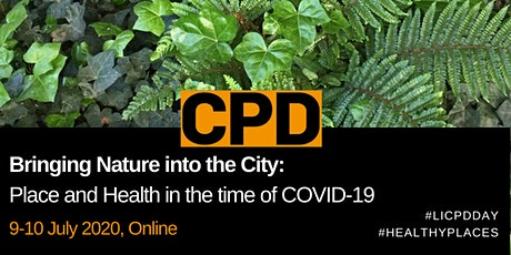 Bringing Nature into the City: Place and Health in the time of COVID-19 billets