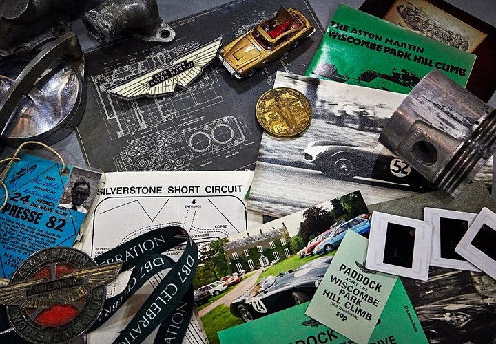 Aston Martin Museum Timed Entrance Ticket image