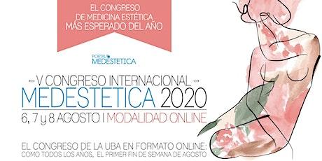 V Congreso Internacional Medestética tickets