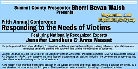 5th Annual Responding to the Needs of Victims tickets