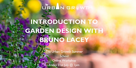 Introduction to Garden Design Online Workshop tickets