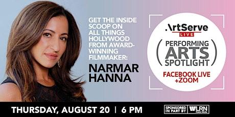 Performing Arts Spotlight: Narmar Hanna tickets