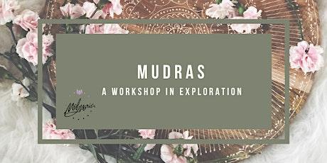 A Workshop in Hand Mudras ingressos