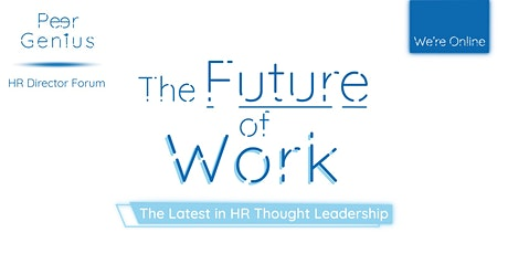 The Future of Work Webinar tickets