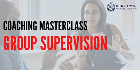 Group Coaching Supervision tickets