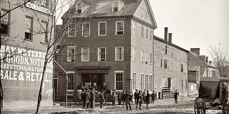 Beyond the Battlefield: A Civil War Walking Tour of Alexandria tickets